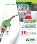 Sistema Fedecredito HOY descuentos en combustibles - 20sep13