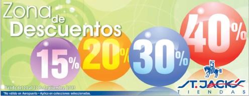 St JACKS zona de descuentos - 20sep13
