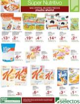 Super Selectos ofertas de hoy viernes NUTRICION - 20sep13