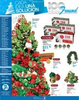 Arbol de navidad en Ofertas FREUND - 04oct13