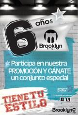 Brooklyn tiene tu esyilo promocion de aniversario - 07oct13