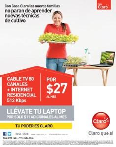 CASA CLARO promociones - 04oct13