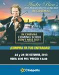 CINEPOLIS Andre Rieus 2013 Maastricht concert