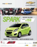 Chevrolet SPARK savings promotion - 03oct13
