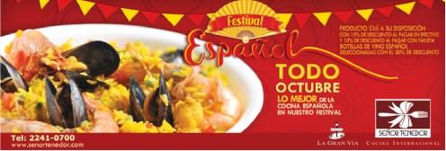 Cocina internacional SEÑOR TENEDOR - 04oct13