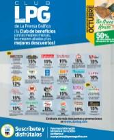 Descuentos y Beneficios CLUB LPG - 03oct13