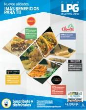 Descuentos y Beneficios restaurantes club LPG - 14oct13