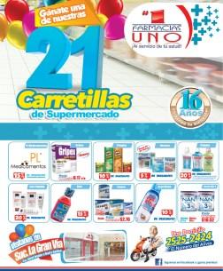 Farmacias UNO promociones de aniversario -- 30oct13
