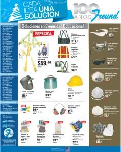 Ferreteria FREUND ofertas articulos de seguridad ocupacional - 21oct13
