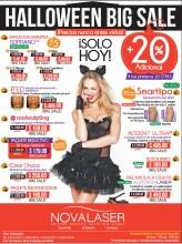 Halloween big sale BOTOX party NOVALASER - 31oct13