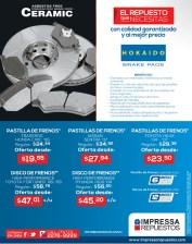 Impresa Repuestos ofertas en frenos - 14oct13