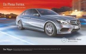 Mercedes Benz el salvador STAR MOTORS