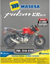 Motos de trabajo MASESA promociones - 28oct13