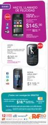 Nokia Asha promocion en RAF el salvador - 23oct13