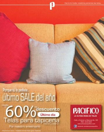 Pacificos descuento en telas para tapiceria - 02oct13