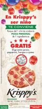 Pizz Krisppys promocion dia del niño - 01oct13