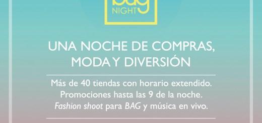Promociones Multiplaza el salvador SHOP in bag NIGHT 2013
