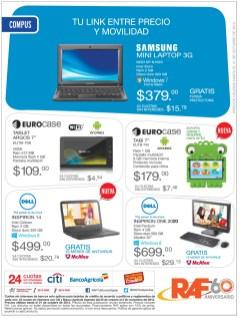 RAF promociones en tablets laptops y computadoras - 28oct13