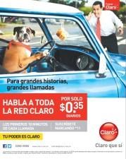 Recargas CLARO promocion habla a toda la red claro - 29oct13