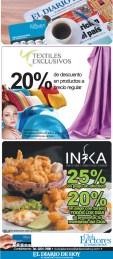 Restaurante INKA discounts - 10oct13