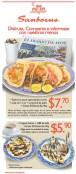 Restaurante SAMBORNS promociones - 22oct13