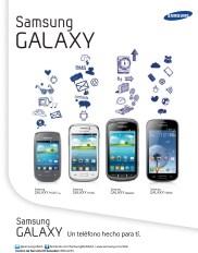 Samsung GALAXY el salvador
