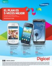 Samsung Galaxy promotion DIGICEL El Salvador - 07oct13