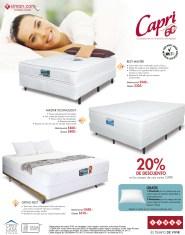 Siman.com descuentos y ofertas en camas CAPRI - 24oct13