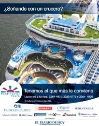 Soñando con un crucero CONTINENTAL TOURS - 10oct13