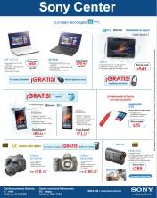 Sony center ofertas y promociones computadoras tablet moviles - 17oct13