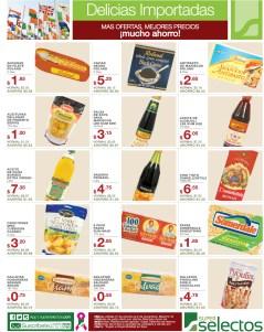 Super Selectos importados ofertas de hoy - 31oct13