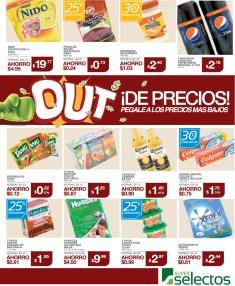 Super Selectos knoctout de precios -- 30oct13