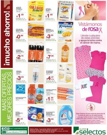 Super Selectos ofertas de hoy - 14oct13