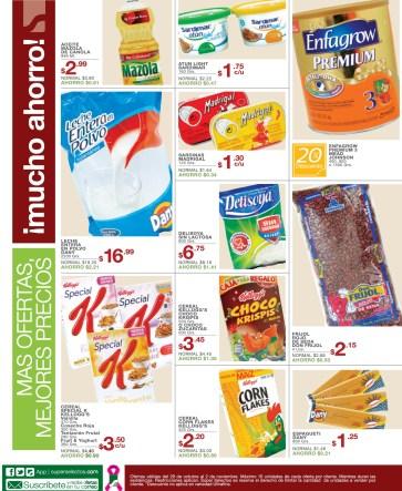 Super Selectos ofertas de hoy - 29oct13