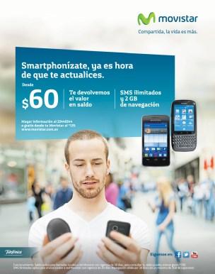 promocion SMARTPHONIZATE Telefonica movistar el salvador - 25oct13