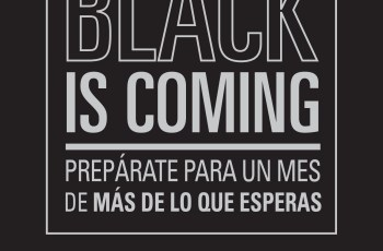 Black Friday is comming un mes con descuentos