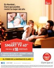 Casa CLARO promociones smart tv - 18nov13