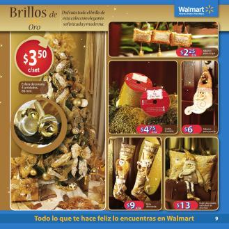 Decoracion Navideña Walmart 2013 - pag9