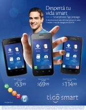Desperta tu vida SMART con TIGO smart - 11nov13