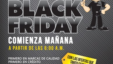 El Verdadero BLACK FRIDAY el salvador en La Curacao