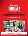 Hola El Salvador publicacion sobre celebridades y estilo de vida