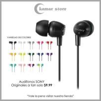 Kamar Store el salvador promocion audifonos SONY nov13
