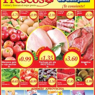Miercoles Frescos La Despensa de Don Juan - 06nov13