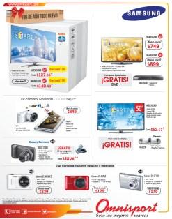Ofertas Omnisport smart tv smart camera - 15nov13