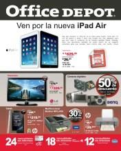 Office Depot promocion iPad Air BLACK Friday 2013