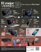 Office Depot promocion laptops BLACK Friday 2013
