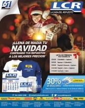 Premios por tus compras de navidad en LA CASA DEL REPUESTO - 26nov13
