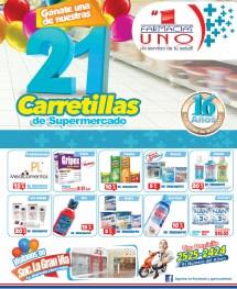 Promocion Farmacias UNO aniversario -- 15nov13