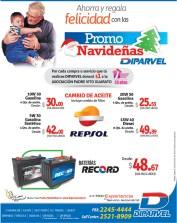 Promociones NAVIDEÑAS Diparvel - 25nov13