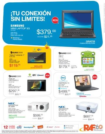 SAMSUNG MIni Laptop 3G promociones RAF el salvador - 11nov13